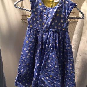 🍭Miniclub adorable little girls dress age 3-4 yrs